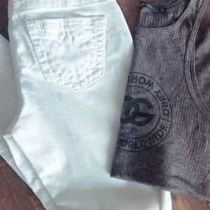 Big Star Jeans - Big Star | White Skinny Jeans